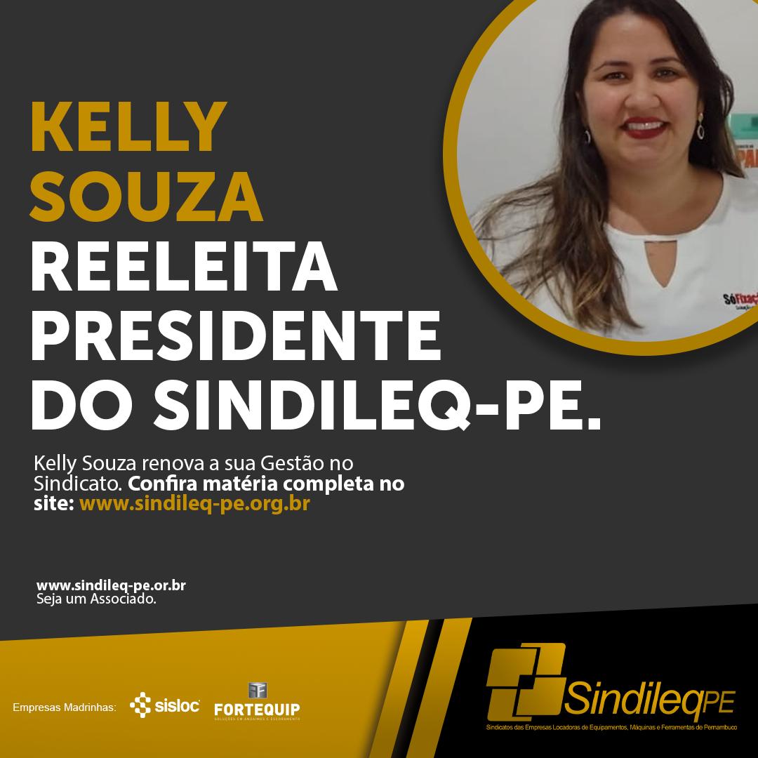 https://sindileq-pe.org.br/kelly-souza-reeleita-presidente-do-sindileq-pe/